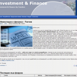Investment & Finance Tonchev