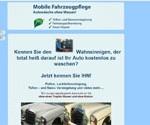 Mobile Fahrzeugpflege