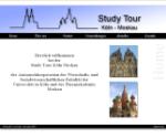 Study Tour Koln- Moskau